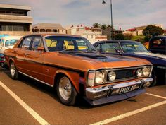 Ford Falcon XW GT