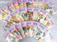 Ouke NO Monshou OKE Monsho Manga Comic SET 1 30 Chieko Hosokawa Book Japan   eBay
