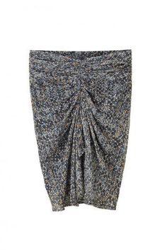 Jupe gris chiné Isabel Marant pour H&M - EN IMAGES. La collection Isabel Marant pour H&M - L'EXPRESS  70
