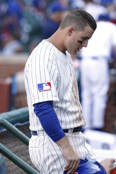 Anthony Rizzo assumes leadership role his way