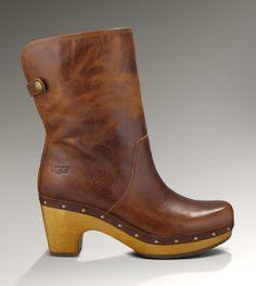 UGG Lynnea II 1001793 Chestnut Boots