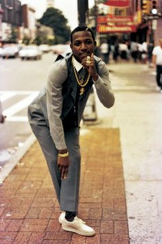Jamel Shabazz: Back in the Days (1980s)
