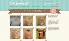 Cake Sweet Cake - mouthwatering layout