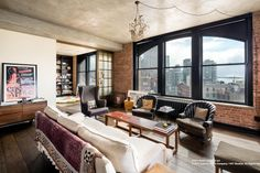 Kirsten Dunst's funky Soho loft is back, asking $5M - Curbed NY