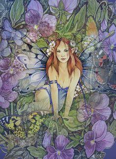 Art by Linda Ravenscroft