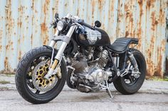 racing yamaha virago - The way I want my seat to look!!!