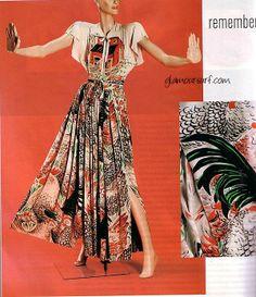 Hollywood Designer Adrian | Glamoursplash: Gilbert Adrian - Master Fashion Designer