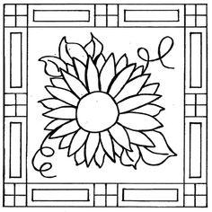 Rug Hooking Pattern on Monks Elegant Sunflower Fluff Peachy Bean Designs | eBay