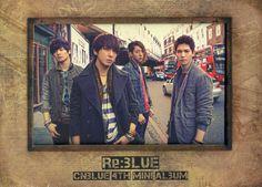 Cnblue - Cnblue-4TH Mini Album