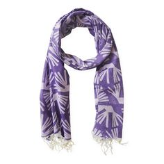 #wantful - Cotton scarf by Burrow & Hive