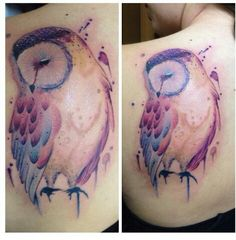 65 incríveis exemplos e inspirações de tatuagens no estilo aquarela