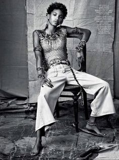 Willow Smith For CR Fashion Book !