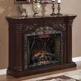 Found it at Wayfair - Astoria Electric Fireplace Mantel Surround