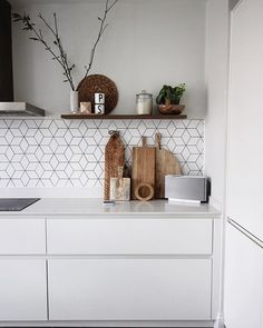My top 7 Scandinavian interior instagram accounts to follow | by SHnordic - I like benchtop & drawers shape