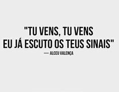 """#Música... #OuvirMúsicaBoa ☆ #FazBemAoCoração ♥ """" A voz do Anjo / Sussurrou no meu ouvido / Eu não duvido / Já escuto os teus Sinais...""""     ☆ Anunciação ☆      * Alceu Valença *"""