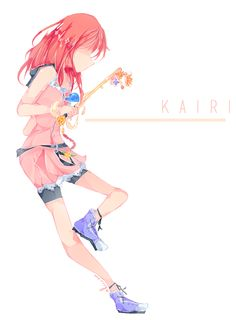 Kairi | Kingdom Hearts by che-rrry on DeviantArt