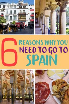 You should go to Spain ASAP! | packmeto.com