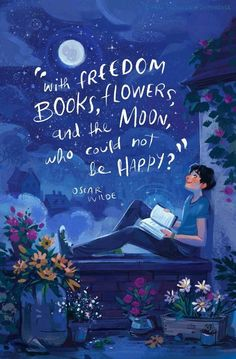 Book quotes by oscar Wilde. With freedom books flowers and the moon, who could not be happy. I Love Books, Books To Read, Blog Art, Reading Quotes, Wallpaper Quotes, Motivational Wallpaper Iphone, Happy Wallpaper, Beautiful Words, Beautiful Quotations