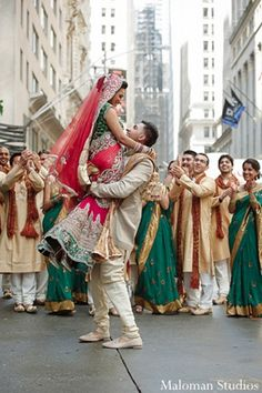indian wedding bride groom venue portrait http://maharaniweddings.com/gallery/photo/9279