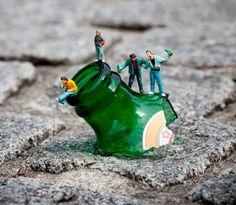 Little People / Slinkachu