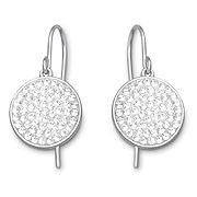 Swarovski Top Pierced Earrings