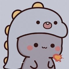 Cute Anime Cat, Cute Anime Pics, Kawaii Anime, Cute Cartoon Images, Cute Cartoon Wallpapers, Animes Wallpapers, Friend Anime, Anime Best Friends, Chibi Cat