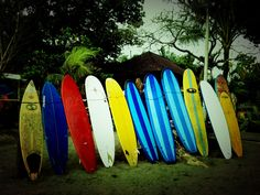 In bali they took my board away saying:« You no Kelly Slater!» ... Long boarding in big waves, I miss it!