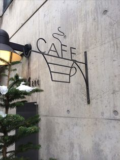 Cafe sign. Visit the slowottawa.ca boards  http://www.pinterest.com/slowottawa/