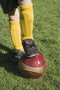 Youth Soccer Drills for Ball Control