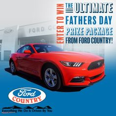 Enter to win a VIP Baseball Experience with the Las Vegas 51s, a four-some of golf at TPC Summerlin, a men's watch from Aaron Lelah Jewelers, and cruise around in style for 3 days in a Mustang from Ford Country!