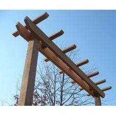 Brand New Large Cedar Entry Post Pergola Garden Arbor 5 Steel Pergola, Wood Pergola, Pergola Canopy, Pergola Shade, Pergola Plans, Pergola Ideas, Pergola Patio, Patio Ideas, Arbor Ideas