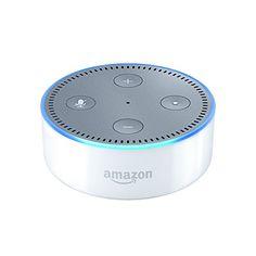 All-New Echo Dot (2nd Generation) - White