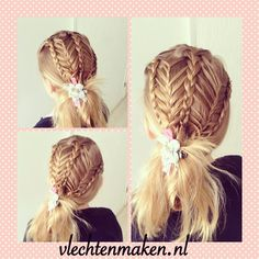 Arrow braid double