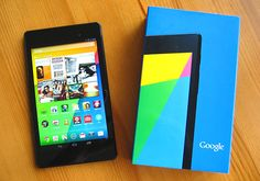 Google's new Nexus 7 is the best looking 7-inch tablet available on the market today! Popular Mechanics' hands-on review: Nexus 7, Google Nexus, Popular Mechanics, Tech Accessories, How To Look Better, Gadgets, Hands, Technology, Age
