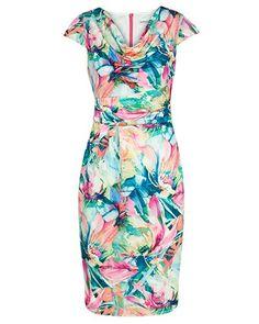 Anthea Crawford Australia - Sorbet Print Dress