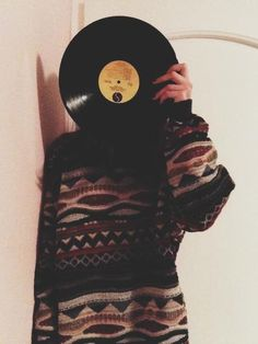 a big sweater, good vinyl, coffee, and rainy weather. is there anything more perfect than that?