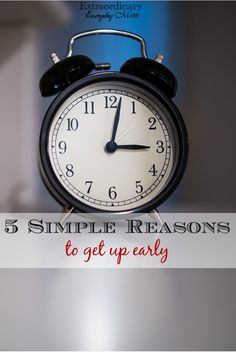 5 Simple Reasons to