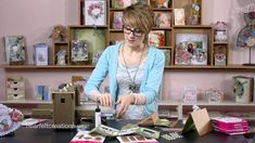 Join us in a tell all video tutorial as Emma Lou reveals her secrets to creating an interactive, 3D flip fold insert card featuring our darling and delightfu...