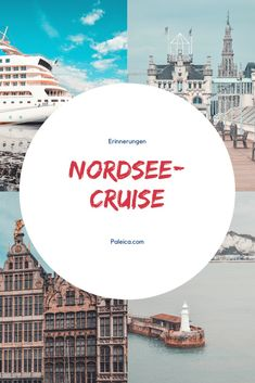 Nordseecruise - Dover - Antwerpen - Le Havre - Amsterdam - orange and teal - travel - Reise Hotels, Reisen In Europa, Amsterdam, Travel Tips, Teal, Orange, Movie Posters, Happiness, Inspiration