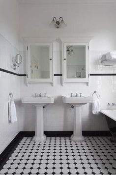 Vintage and Classic Bathroom Tile Design 62