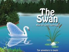 Classical music often tells a story without words.The Swan, Music Bee Clubis a brand new app giving the famous work of Camille Saint-Saen...
