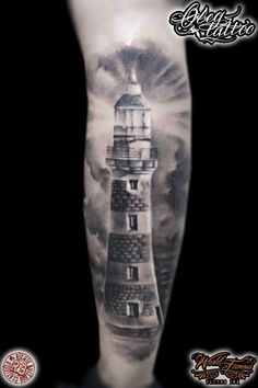 Tattoo Artists, Piercings, Ink, Nautical, Tatoo, Tattoo Ideas, Lighthouse Tattoos, Anchor Drawings, Peircings