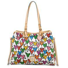 dounney and Burke purses | And Bourke Handbags - Disney Balloon Mickey Mouse Dooney & Bourke Bags ...