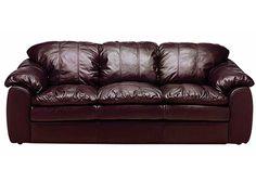 Shanelle - Palliser Leather Sofa