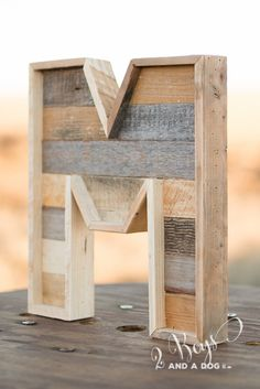 wood letters for wall  large wooden letters  by TwoBoysandaDog