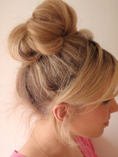 to sock bun or not to sock bun?