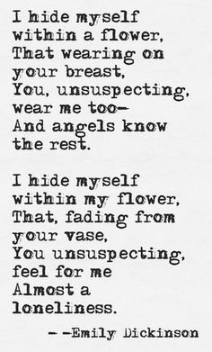 loves the dark themed poetry that Emily Dickinson portrays and the message behind them. Pretty Words, Beautiful Words, Emily Dickinson Quotes, Poetry Famous, American Poetry, Poem A Day, Literary Quotes, Writing Poetry, Poem Quotes
