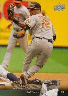 Robert Andino Baltimore Orioles, Baseball Cards, Sports, Hs Sports, Sport