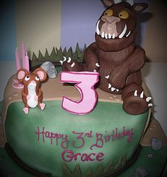 gruffalo genius from richardcakes.co.uk