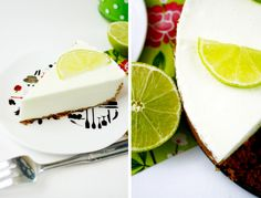Half bake Lemon Cheesecake by http://babyrockmyday.com/half-bake-lemon-cheesecake/